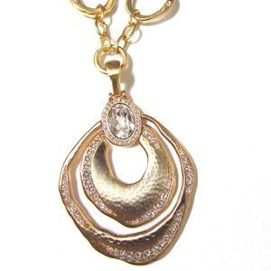 Brighton Versailles Mars Necklaces Gold
